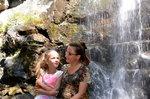 Лиза с бабой Мариной