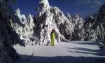 Снега 2 метра и не проваливается